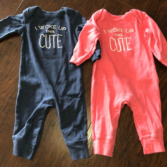 27a2cf81e Carter's Matching Sets | Matching Boy Girl Twin Outfits 3 Month ...